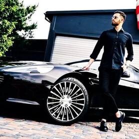 076 Aston Martin Rapide аренда спорткара - авто на свадьбу в Киеве - портфолио 2