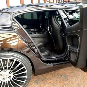076 Aston Martin Rapide аренда спорткара - авто на свадьбу в Киеве - портфолио 5