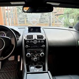 076 Aston Martin Rapide аренда спорткара - авто на свадьбу в Киеве - портфолио 4
