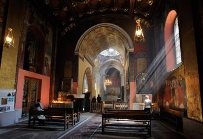 Мистический армянский храм - фото 3