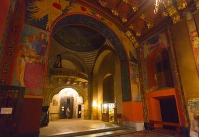 Мистический армянский храм - портфолио 5