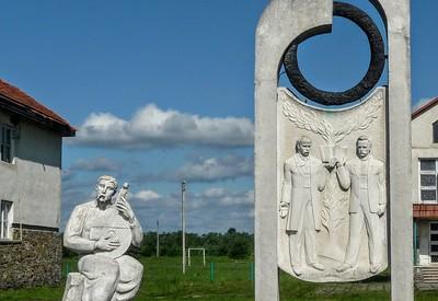 Братковцы - место для фотосессии в Львовской области - портфолио 2