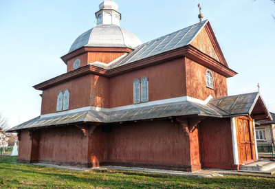 Братковцы - место для фотосессии в Львовской области - портфолио 5