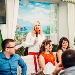 Анна Прилучная - ведущий в Полтаве - фото 1