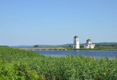 Затопленное село Гусинцы - место для фотосессии в Киевской области - портфолио 4