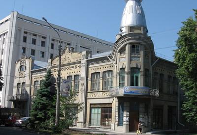 Музей Симоненко - место для фотосессии в Черкассах - портфолио 5