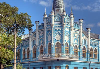 Отель Славянский - место для фотосессии в Черкассах - портфолио 6