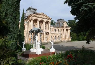 Дворец графа Бадени - место для фотосессии в Тернопольской области - портфолио 6