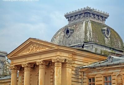 Дворец графа Бадени - место для фотосессии в Тернопольской области - портфолио 5