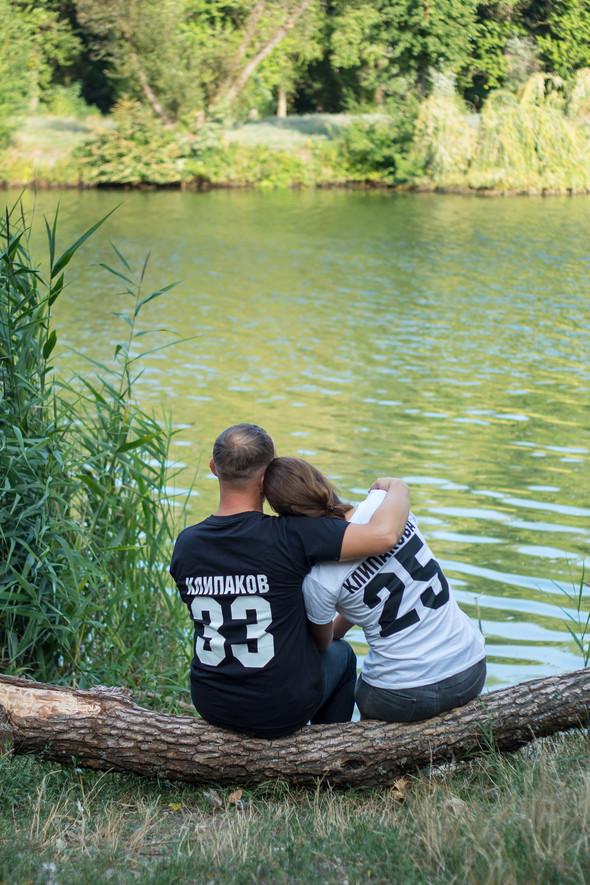 Love story  Марины и Влада - фото №9