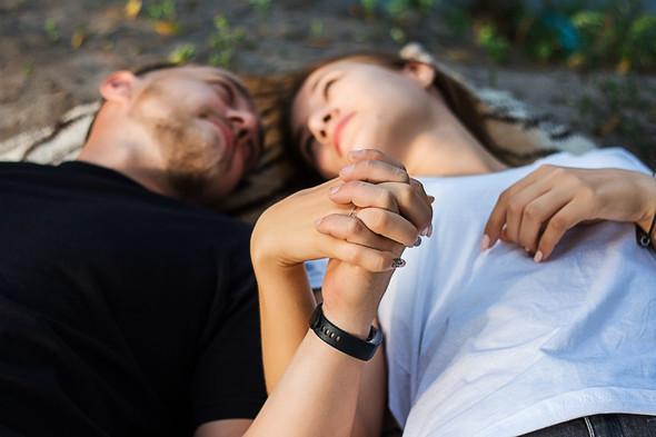 Love story  Марины и Влада - фото №12