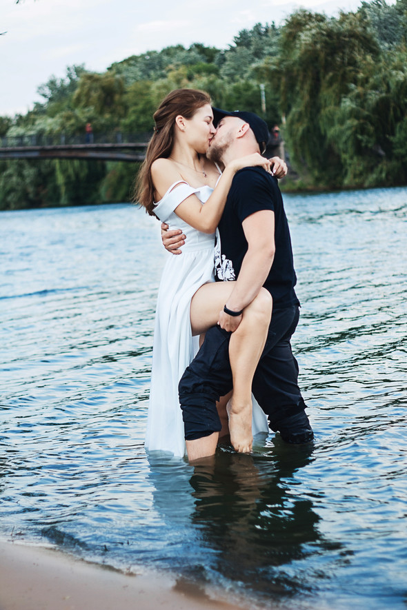 Love story  Марины и Влада - фото №23