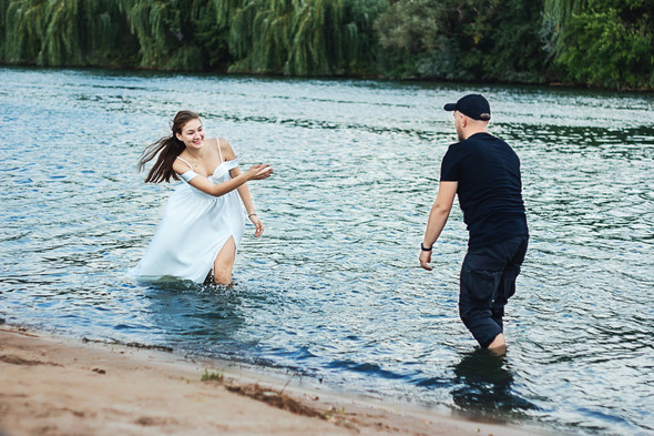 Love story  Марины и Влада - фото №14