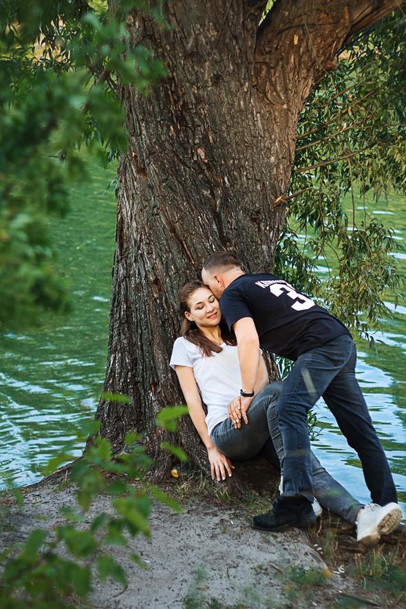 Love story  Марины и Влада - фото №20