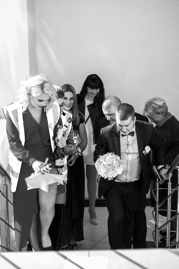 Свадьба Виктории и Артема - фото №12