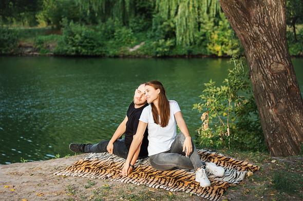 Love story  Марины и Влада - фото №15