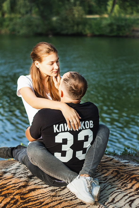 Love story  Марины и Влада - фото №22