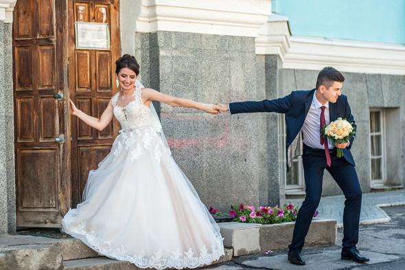 Свадьба Кати и Кости - фото №9
