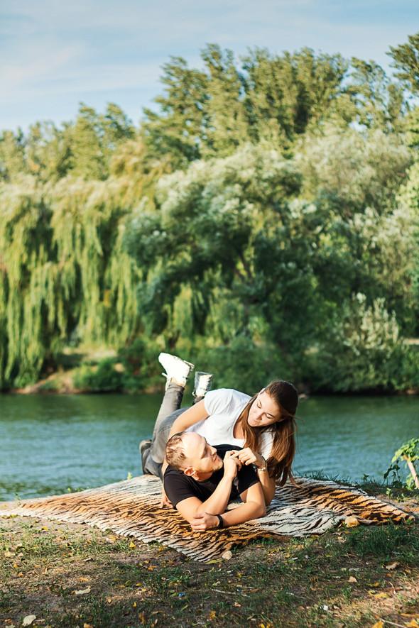 Love story  Марины и Влада - фото №17