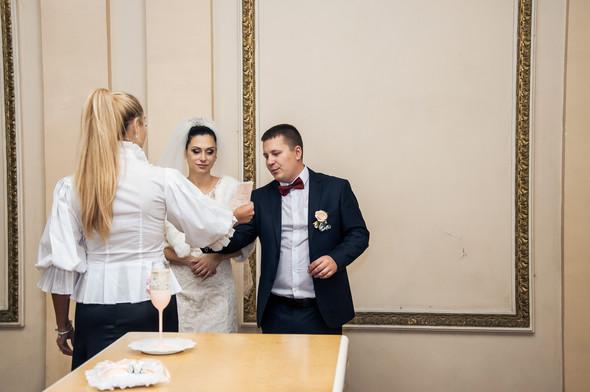 Свадьба Виктории и Артема - фото №1