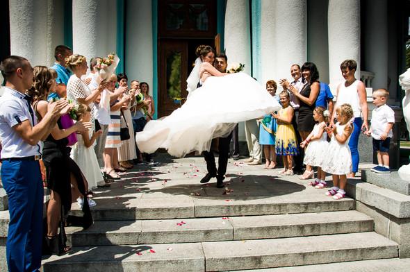 Свадьба Кати и Кости - фото №8