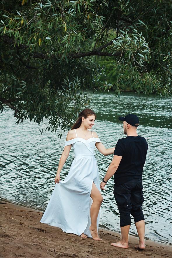 Love story  Марины и Влада - фото №18