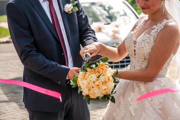 Свадьба Кати и Кости - фото №10