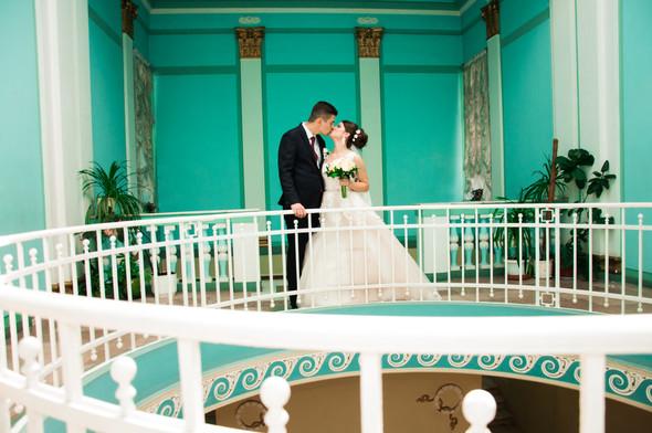 Свадьба Кати и Кости - фото №5