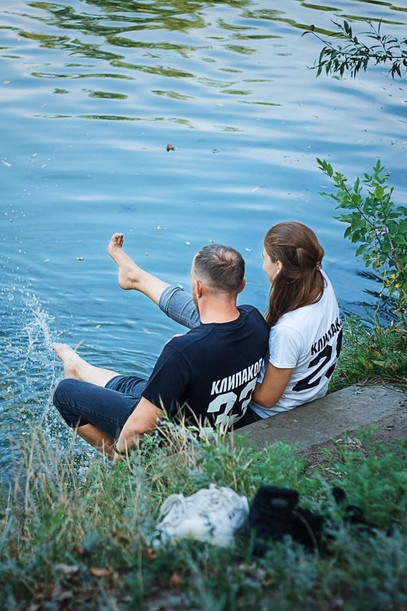 Love story  Марины и Влада - фото №7