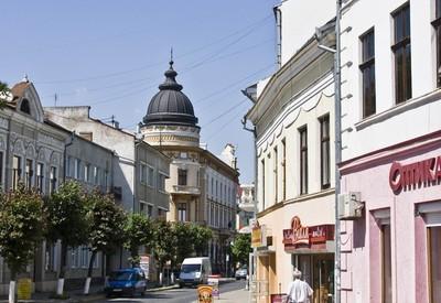 город Коломыя - место для фотосессии в Ивано-Франковской области - портфолио 1