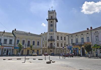 город Коломыя - место для фотосессии в Ивано-Франковской области - портфолио 2