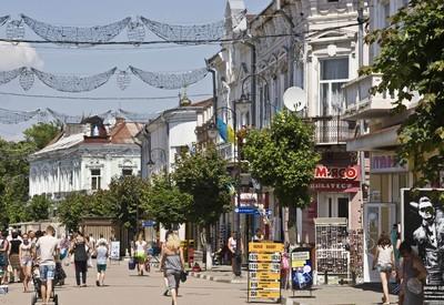 город Коломыя - место для фотосессии в Ивано-Франковской области - портфолио 6