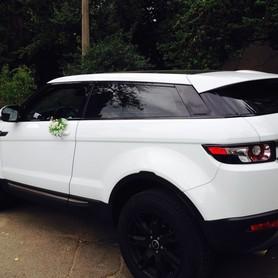 Range Rover Sport(2010) и Range Rover Evoque(2015) - авто на свадьбу в Киеве - портфолио 1