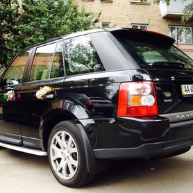 Range Rover Sport(2010) и Range Rover Evoque(2015) - авто на свадьбу в Киеве - портфолио 3