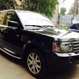 Range Rover Sport(2010) и Range Rover Evoque(2015) - авто на свадьбу в Киеве - портфолио 5
