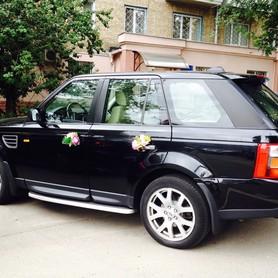 Range Rover Sport(2010) и Range Rover Evoque(2015) - авто на свадьбу в Киеве - портфолио 2