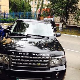 Range Rover Sport(2010) и Range Rover Evoque(2015) - авто на свадьбу в Киеве - портфолио 6