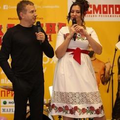 Лідія Семесюк - выездная церемония в Киеве - фото 4
