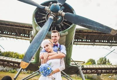 Музей авиации - место для фотосессии в Киеве - портфолио 1