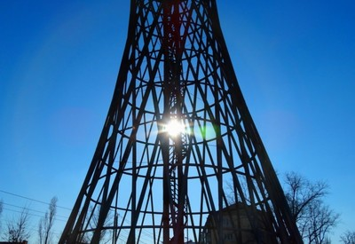 Башня Шухова и граффити - место для фотосессии в Николаеве - портфолио 4