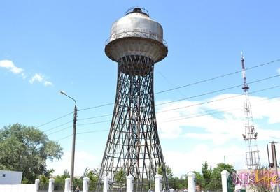 Башня Шухова и граффити - место для фотосессии в Николаеве - портфолио 6