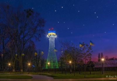 Башня Шухова и граффити - фото 1