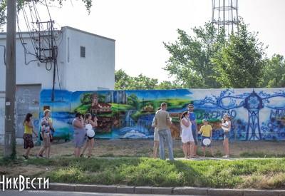 Башня Шухова и граффити - место для фотосессии в Николаеве - портфолио 5
