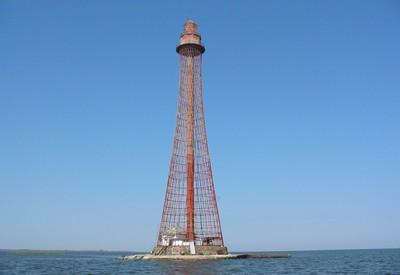 Станислав-Аджигольский маяк - место для фотосессии в Херсонской области - портфолио 1