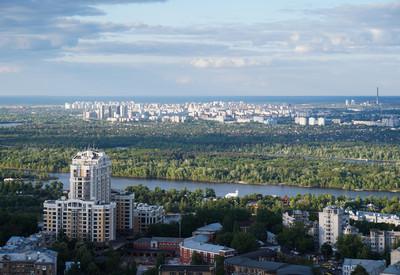 Самая высокая крыша Украины - место для фотосессии в Киеве - портфолио 6