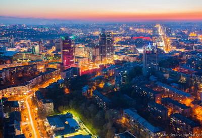 Самая высокая крыша Украины - место для фотосессии в Киеве - портфолио 3