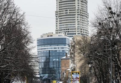 Самая высокая крыша Украины - место для фотосессии в Киеве - портфолио 1