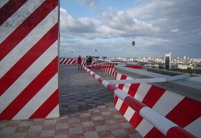 Смотровая площадка на проспекте Лобановского - место для фотосессии в Киеве - портфолио 4