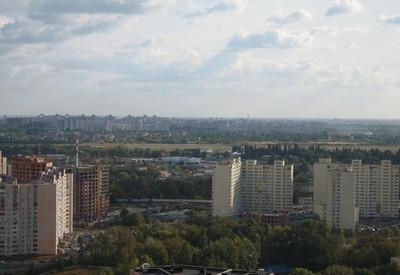 Смотровая площадка на проспекте Лобановского - место для фотосессии в Киеве - портфолио 5