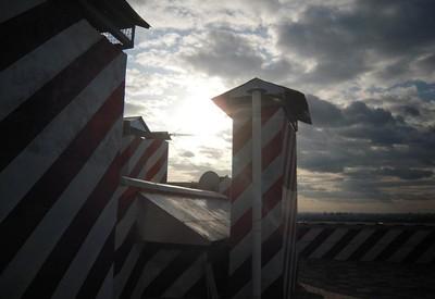 Смотровая площадка на проспекте Лобановского - место для фотосессии в Киеве - портфолио 6
